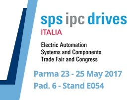 Neri Motori à SPS IPC Drives 2017