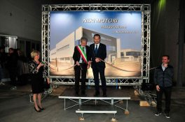 Neri Motori celebrates the opening of the new plant