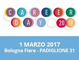 Career Day 1 Marzo 2017