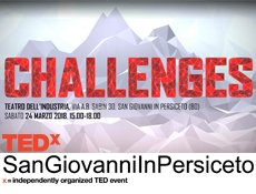 Neri Motori partner of TEDx San Giovanni 2018
