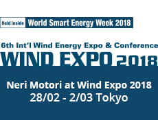 Neri Motori at Wind Expo 2018